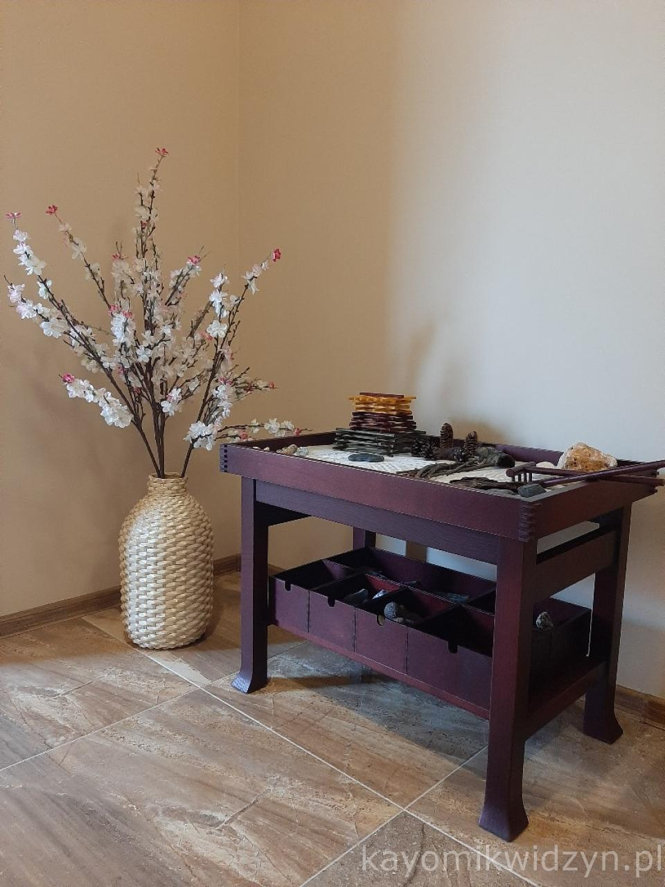 Mini Ogród Zen Kayomi Furniture