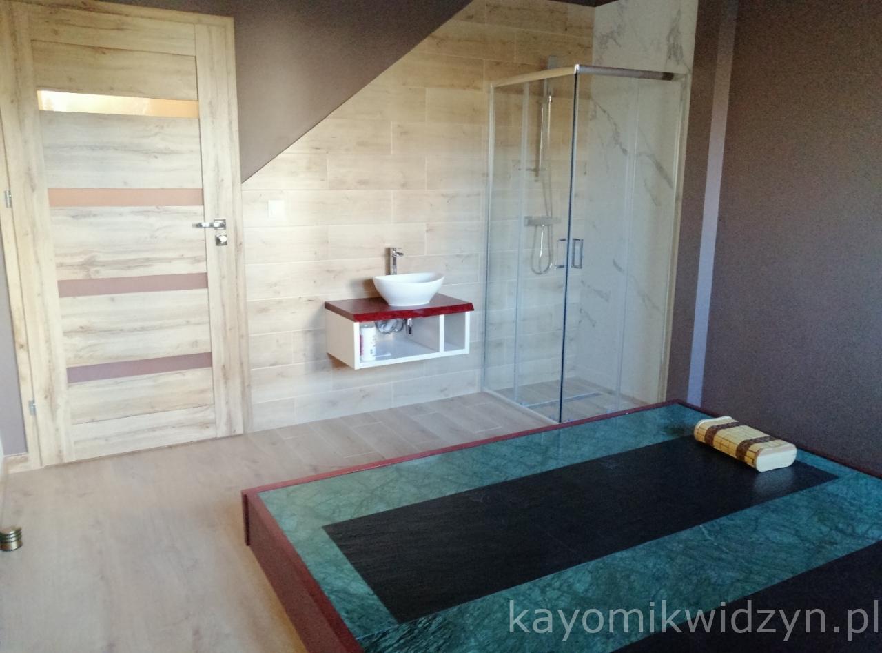Sauna Ganbanyoku Kayomi Kwidzyn