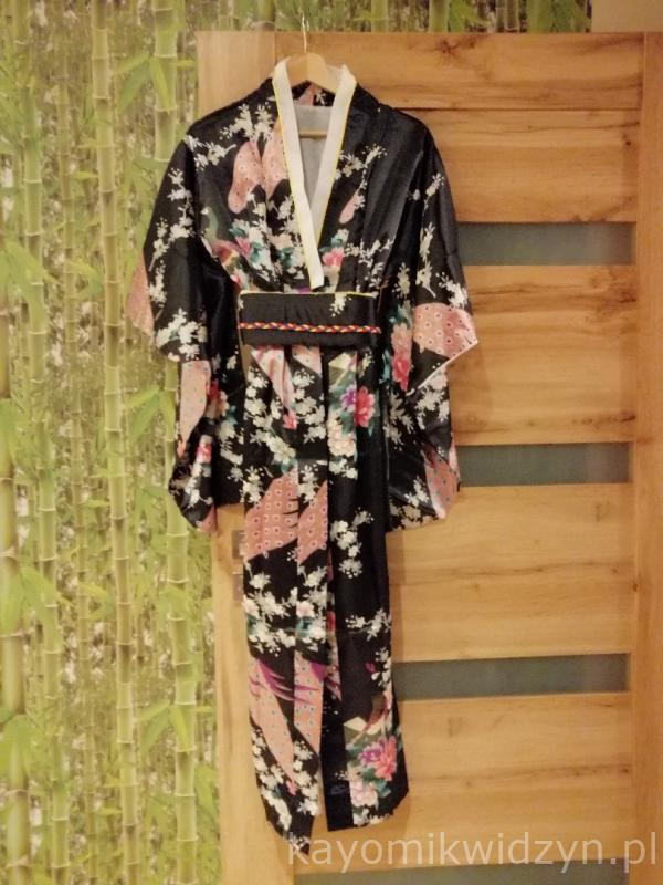 Kimono Japońskie Kayomi Kwidzyn