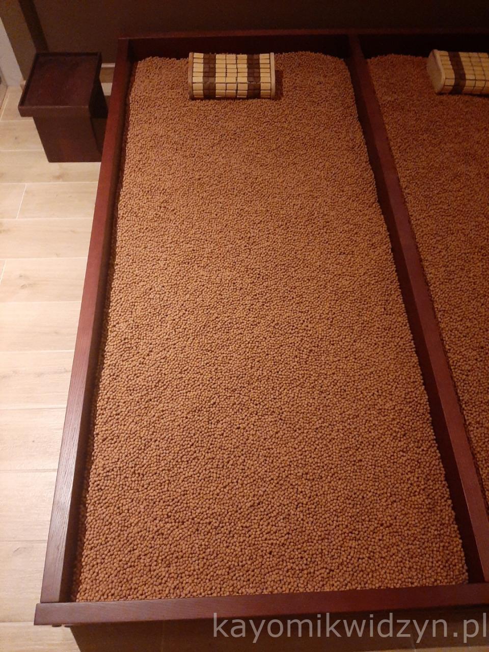 Pierwsza sauna Red Clay wPolsce kayomi kwidzyn