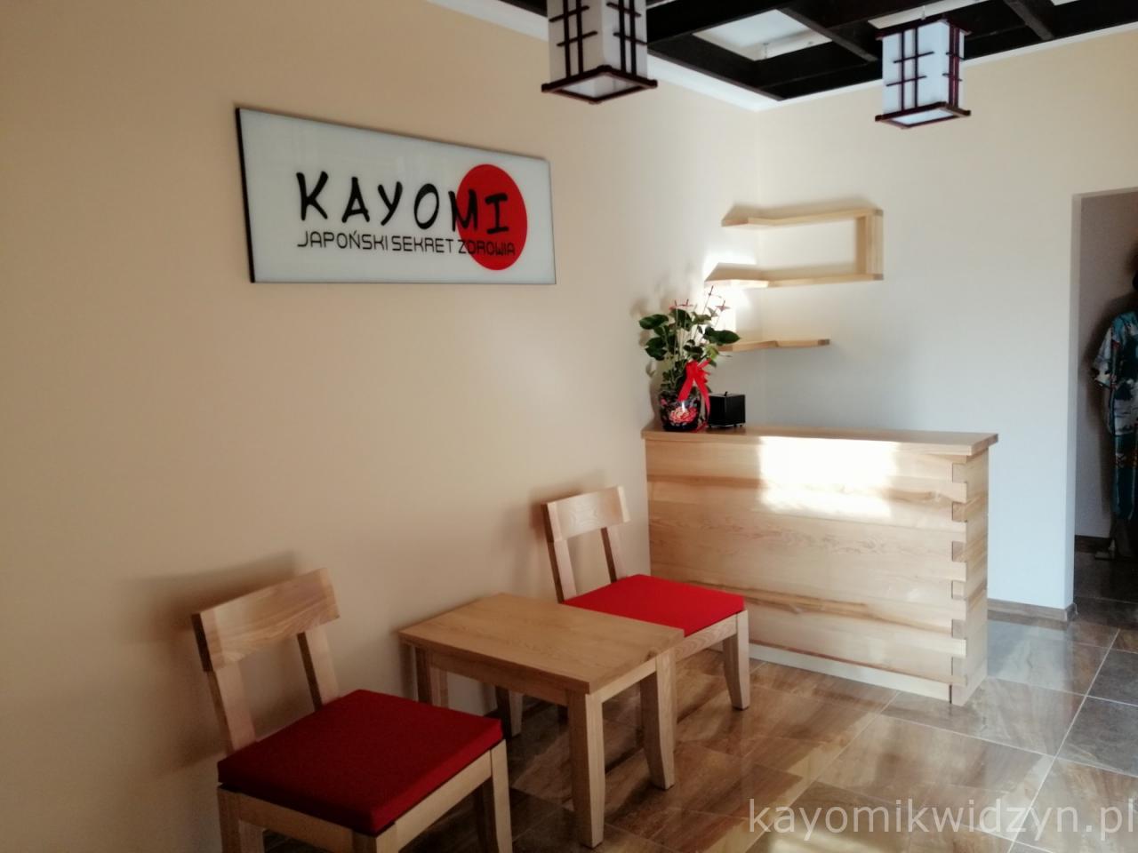 Recepcja Kayomi Kwidzyn